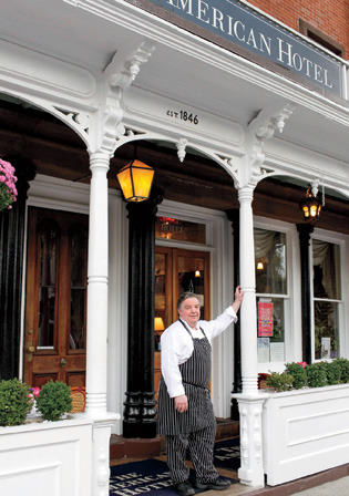Reviews & Awards | The American Hotel